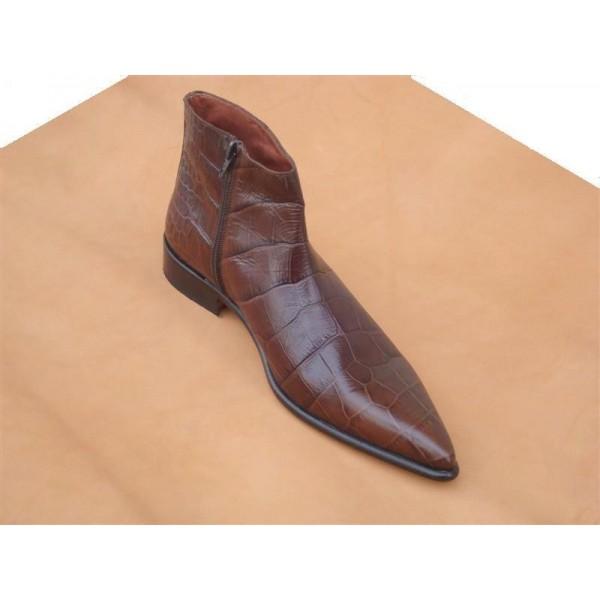 Ambachtelijke italiaanse laarzen napoli shoes laarzen
