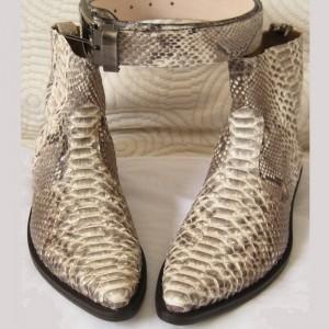 slangenleer schoenen dames