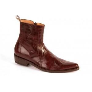 Ambachtelijk italiaanse laarzen | handgemaakte italiaanse