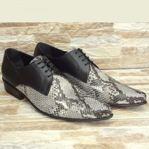 aparte pythonleren schoenen napolishoes pythonleren schoenen. Black Bedroom Furniture Sets. Home Design Ideas