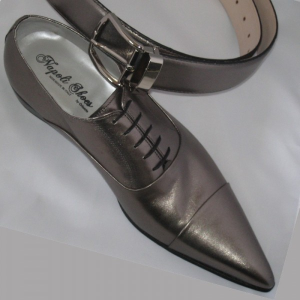 Verrassend Ambachtelijke trouwschoenen|Luxe trouwschoenen|NapoliShoes TG-84